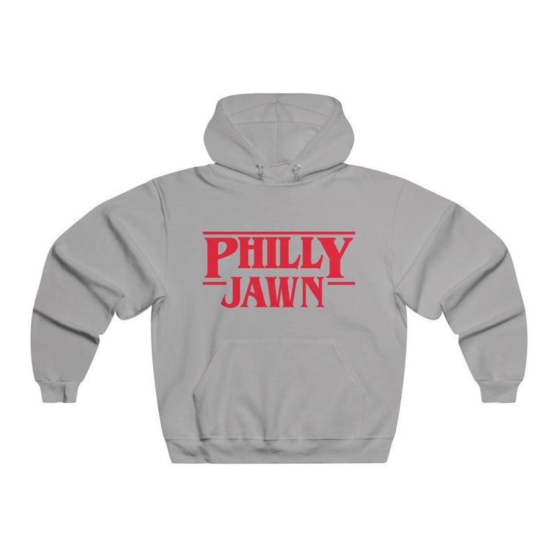 PHILLY Jawn Hoodie Hoodie Printify Athletic Heather S