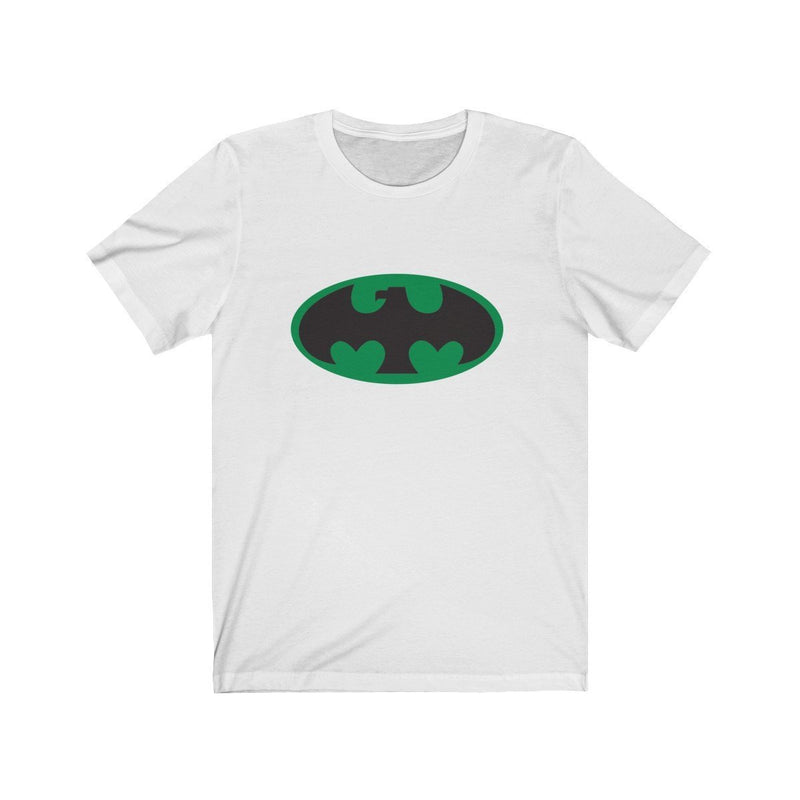 Dark Knight T-Shirt Printify White XS