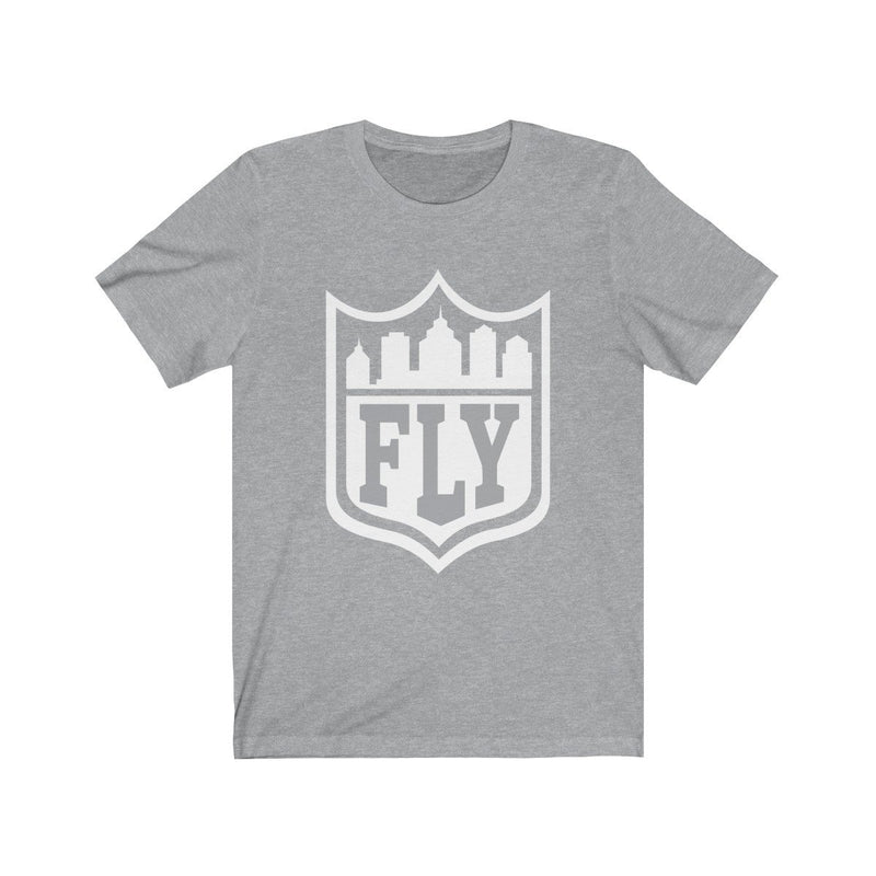 Kelly FLY T-Shirt Phan Tees Athletic Heather XS