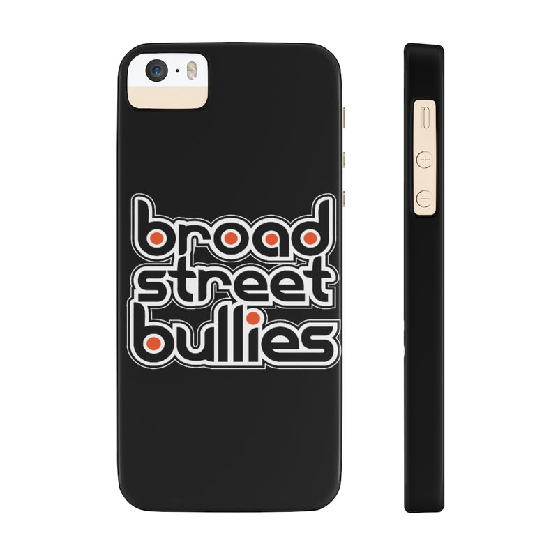 Broad Street Bullies Case