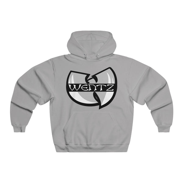 Wu-Wentz Hoodie Hoodie Printify Athletic Heather S