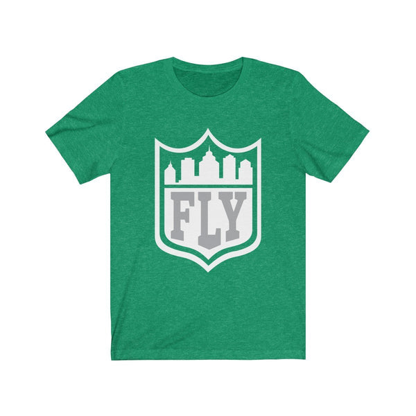 Kelly FLY T-Shirt Phan Tees Heather Kelly L