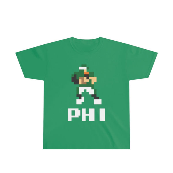 8 Bit PHI (Youth) Kids clothes Printify