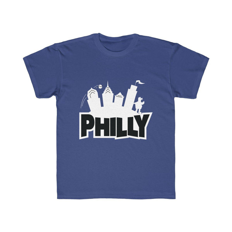 Fortnite Philly (Youth) Kids clothes Printify Royal XS
