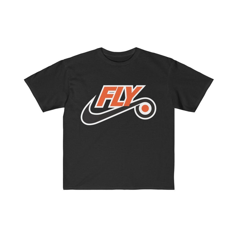 FLY (Youth) Kids clothes Printify Black XS