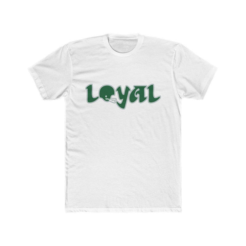 Eagles LOYAL T-Shirt Printify Solid White XS