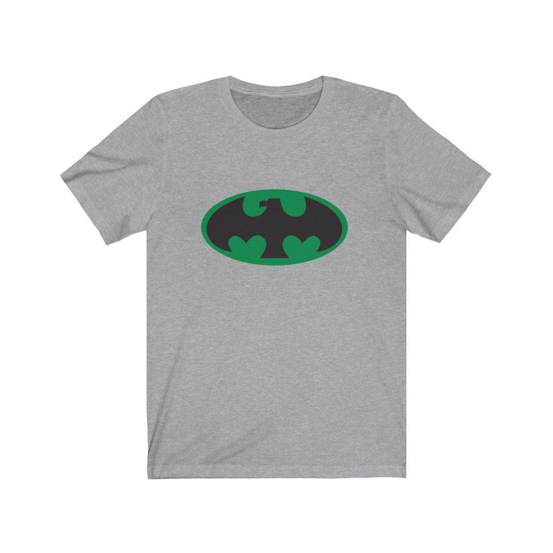 Dark Knight T-Shirt Printify Athletic Heather XS