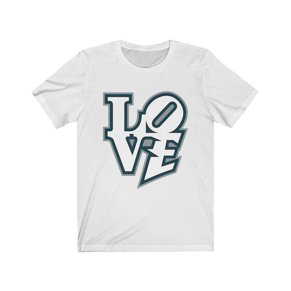 Modern Eagles Love T-Shirt Phan Tees White XS