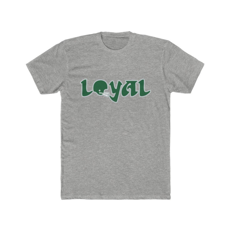 Eagles LOYAL T-Shirt Printify Heather Grey XS