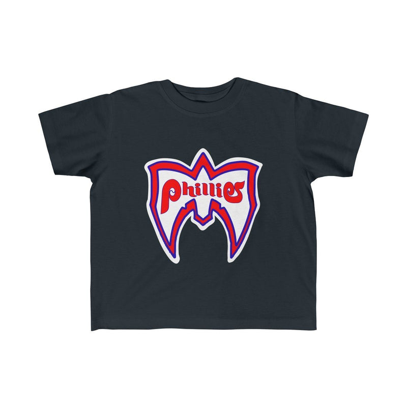 Ultimate Phillies Fan (Toddler) Kids clothes Phan Tees 5T-6T Black