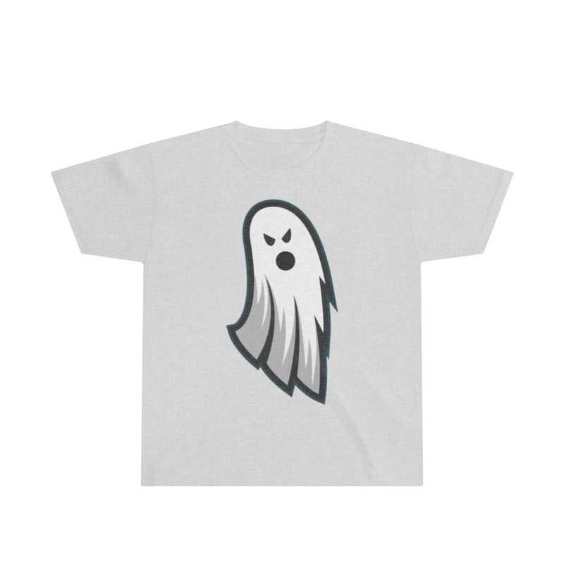 Football Ghost (Youth) Kids clothes Printify L Sport Grey
