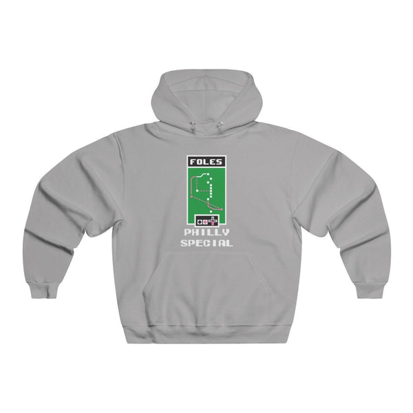 Philly Special Hoodie Hoodie Printify Athletic Heather S