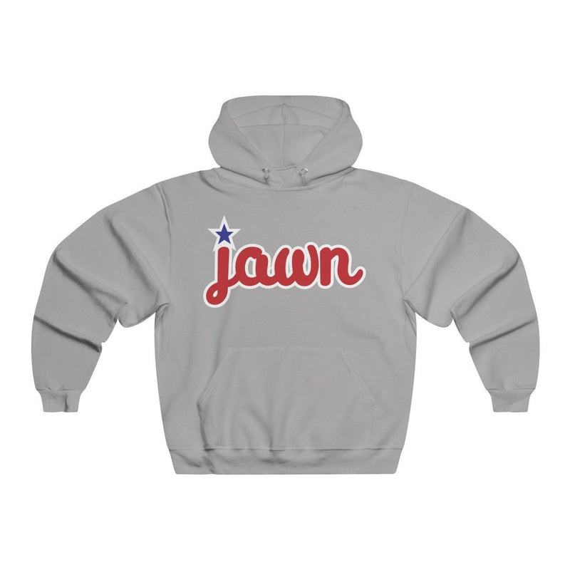 JAWN Hoodie Hoodie Printify Athletic Heather L