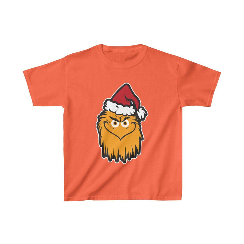 The Grit That Stole Christmas (Y) Kids clothes Printify Orange XS