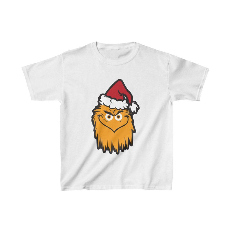 The Grit That Stole Christmas (Y) Kids clothes Printify White XS