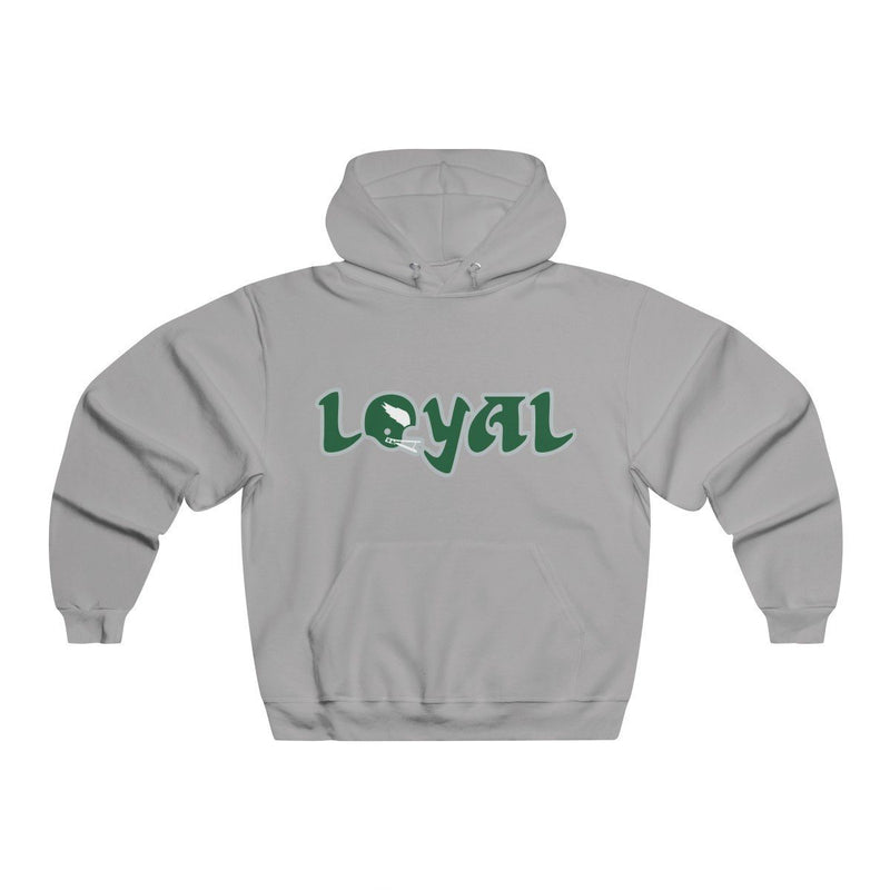Loyal Hoodie Hoodie Printify Athletic Heather S