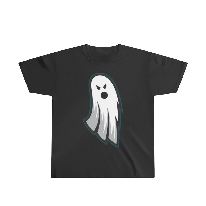 Football Ghost (Youth) Kids clothes Printify XS Black