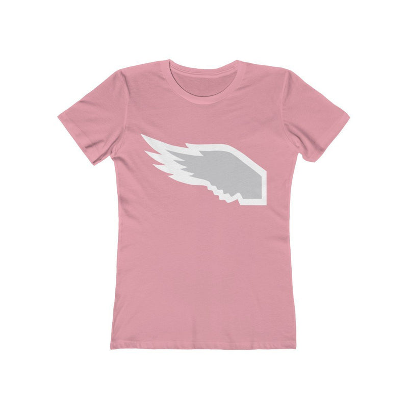 Breast Cancer Awareness (women) T-Shirt Printify Solid Light Pink S
