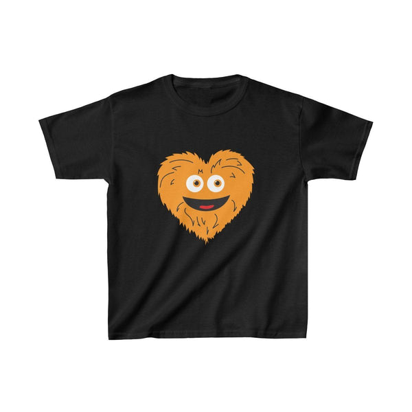 Grit Heart (Youth) Kids clothes Printify L Black