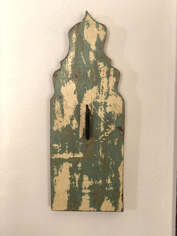 Distressed Wall Hook - Design 13 - CraftWeaver's Studio