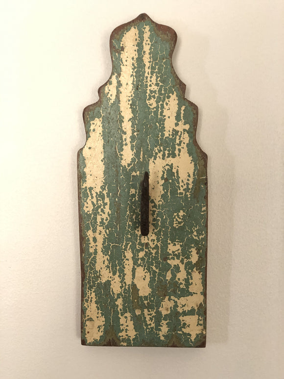 Distressed Wall Hook - Design 15 - CraftWeaver's Studio