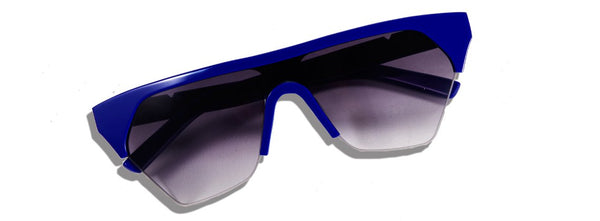 P.E Nation x PARED Defender Royal Blue Sunglasses Was $250 Now $175