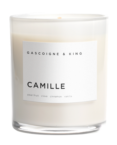 Camille Soy Wax Candle