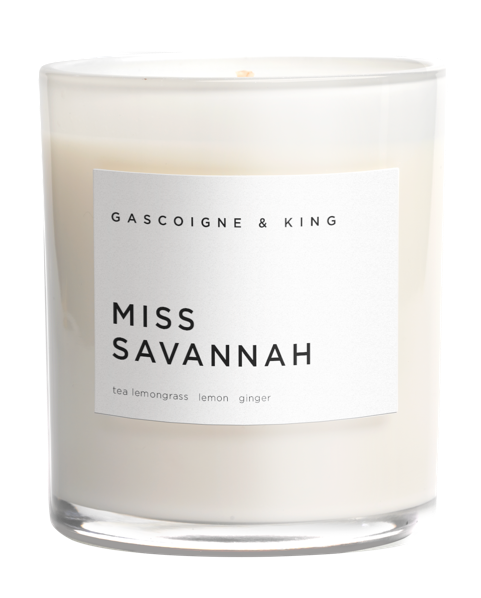 Miss Savannah Soy Wax Candle