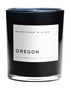 Oregon Soy Wax Candle