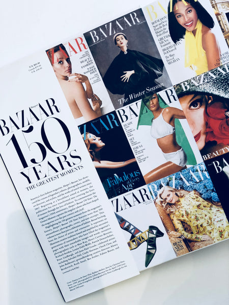 Harpers Bazaar 150 Years: The Greatest Moments