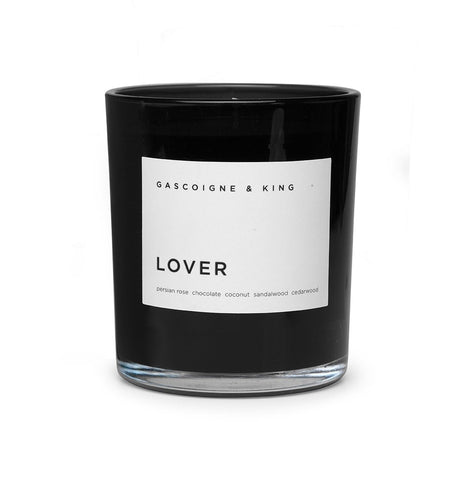 Lover Red Soy Wax Candle