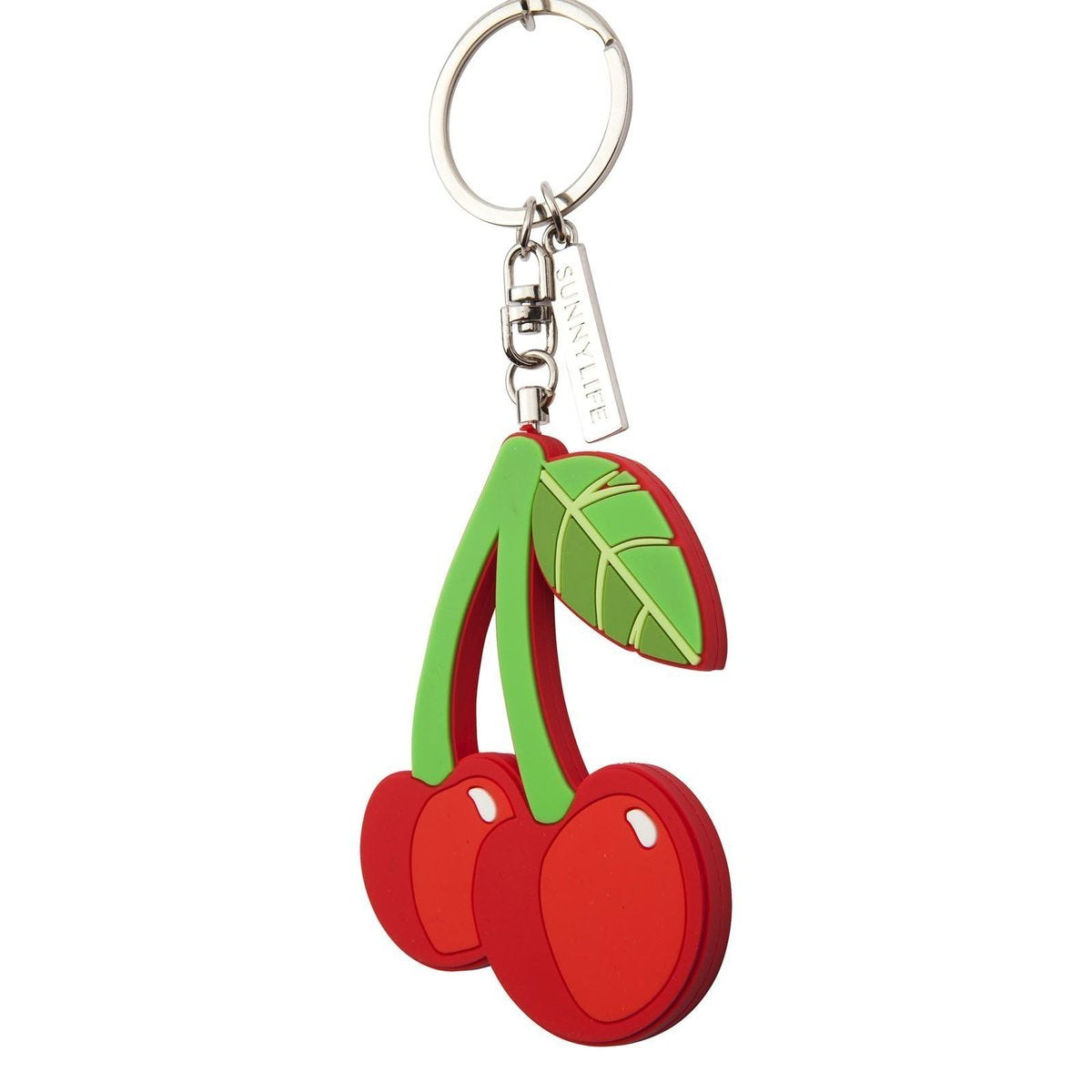 Cherry Key Ring