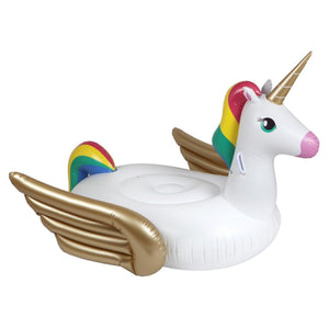 Luxe Ride - On Float Unicorn Inflatable