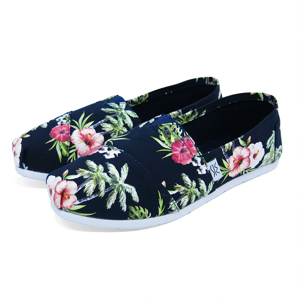 The Bondi Palm Trees Espadrille