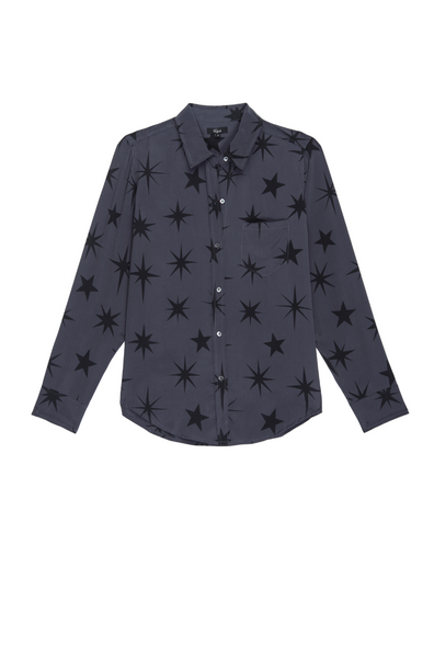 Kate shirt Constellations Star charcoal