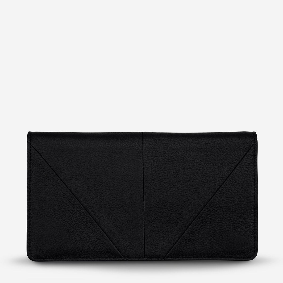 Triple Threat Wallet Black
