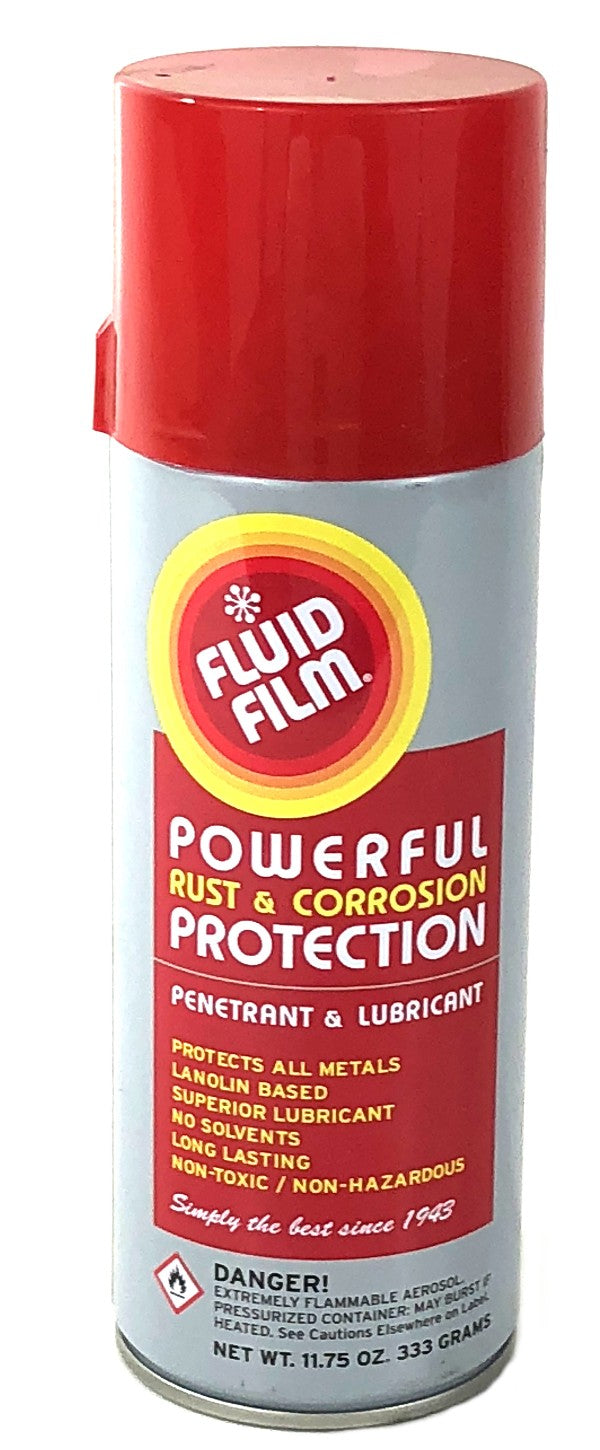 Fluid Film Rust and Corrosion Protection 11.75 oz. aerosol can