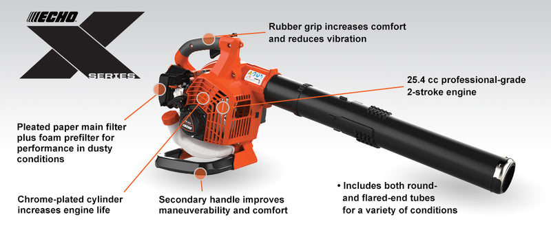 Echo PB-2620 Commercial Handheld Blower