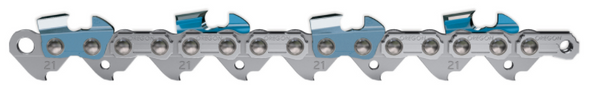 OREGON 20LGX Saw Chain (.050 Gauge - .325 Pitch - Full Chisel / Standard Sequence)