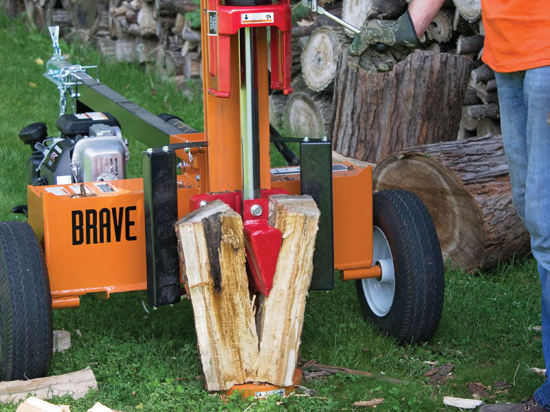 Brave VH1724GC (24 ton) Vertical/Horizontal Operation (Honda Engine)