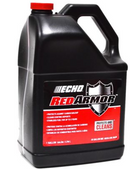 Red Armor 2 Cycle Oil (128 oz - Makes 50 Gallons at 50:1)