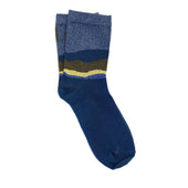 azurite sock - teal