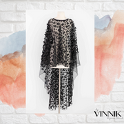 "by VINNIK Adagio Cape in ""Fiore 3D Butterfly"""