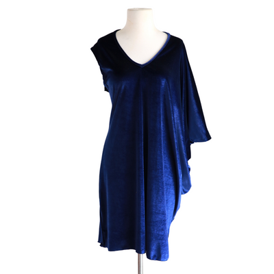 "by VINNIK ""Blue Velvet"" Cavatina V Dress (SAMPLE SIZE XS/S)"