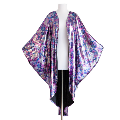 "by VINNIK Coloratura Cape in ""Disco Grandma"""