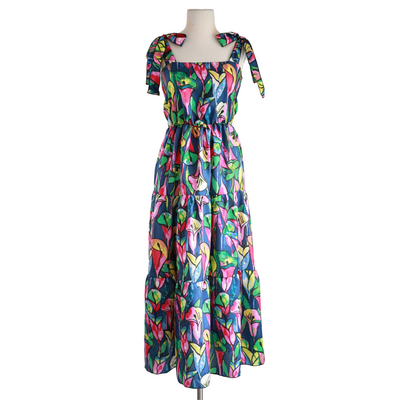 "Terzetto Dress ""Dell'Arte Calla Lily"" M/L"