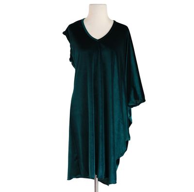 "by VINNIK ""Green Velvet"" Cavatina V Dress (SAMPLE XS/S)"