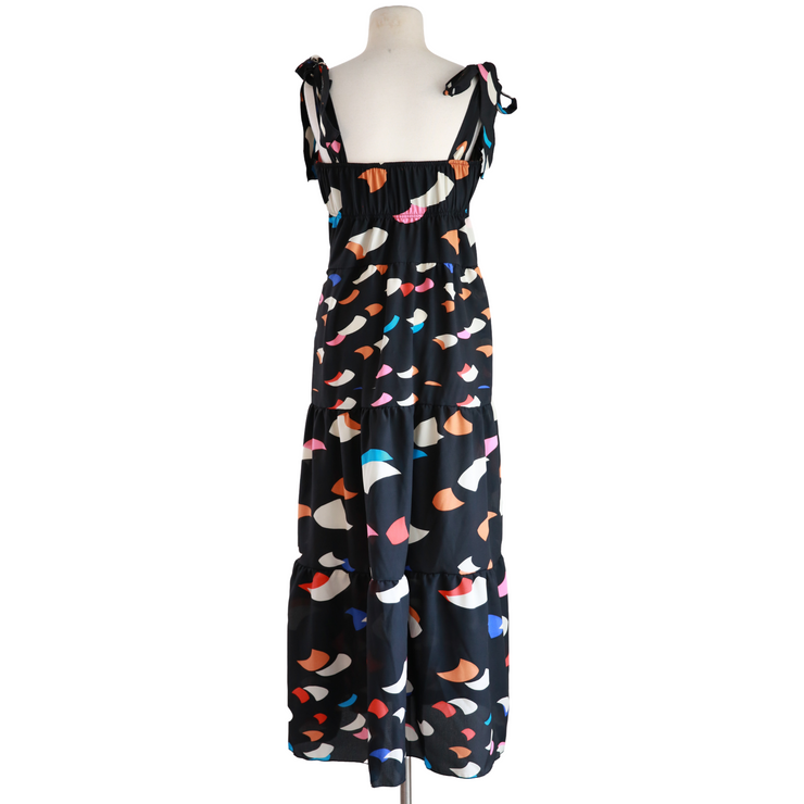 "Terzetto Dress ""Concrete Jungle"""