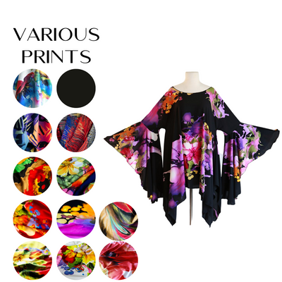 by VINNIK Crescendo Tunic in (Various Prints)