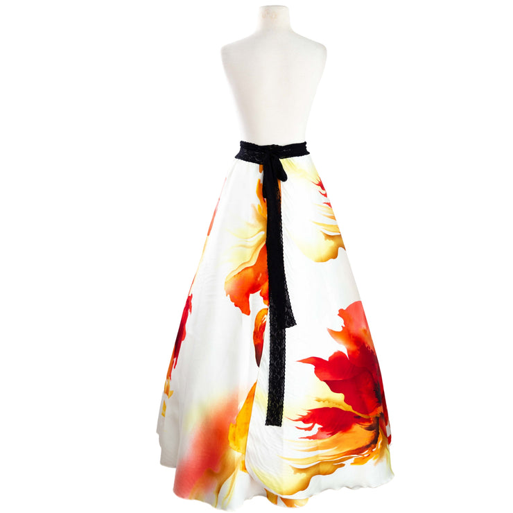 "byVINNIK Full Length Wrap Skirt ""Monica"""